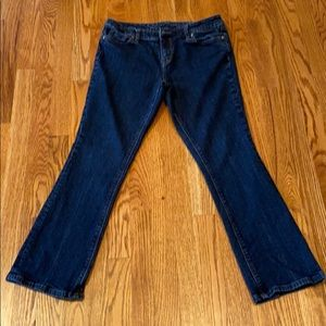 The Limited Bootcut 312 Jeans 10 Short